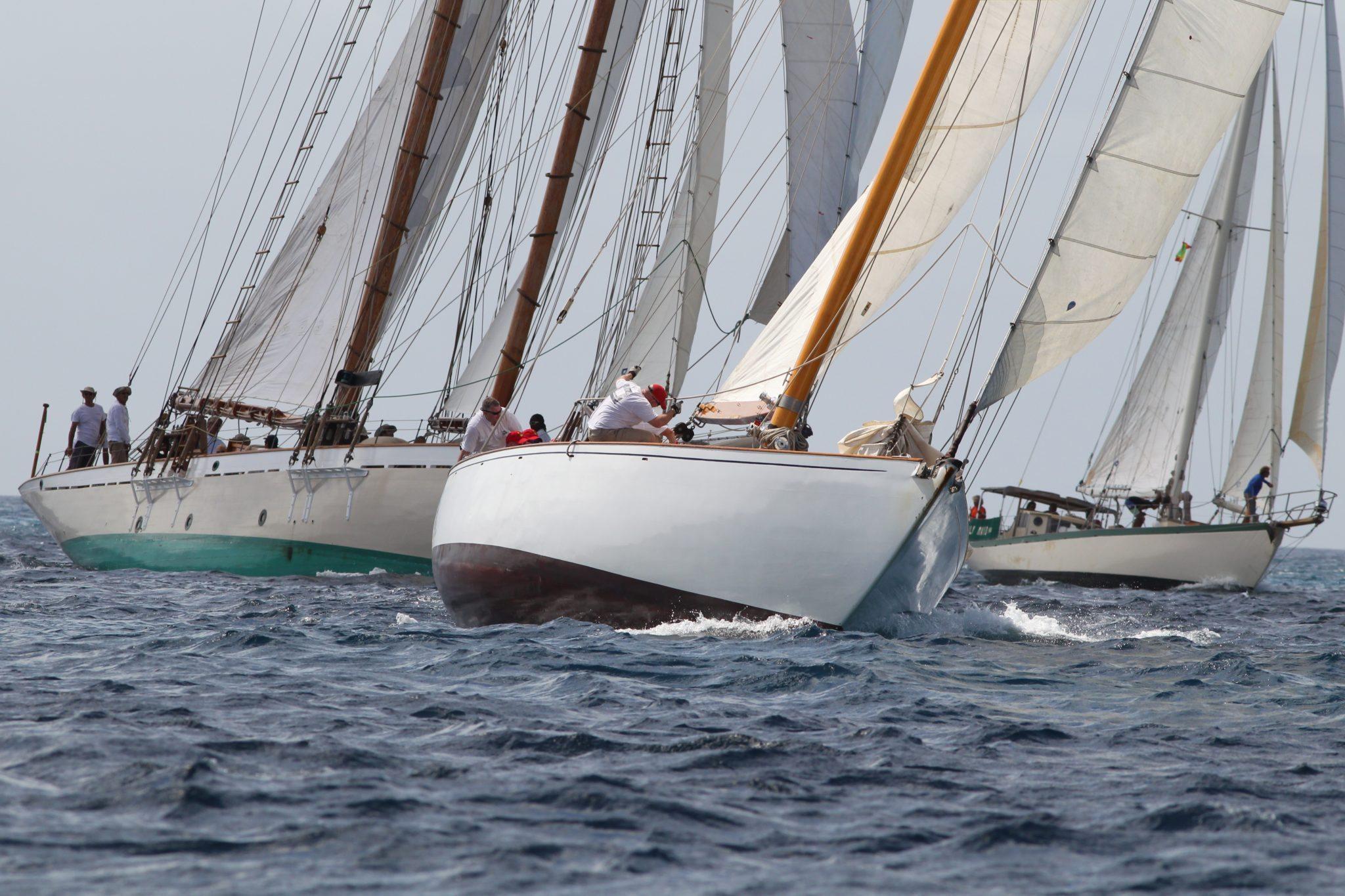 Grenada Sailing Week Classic Division