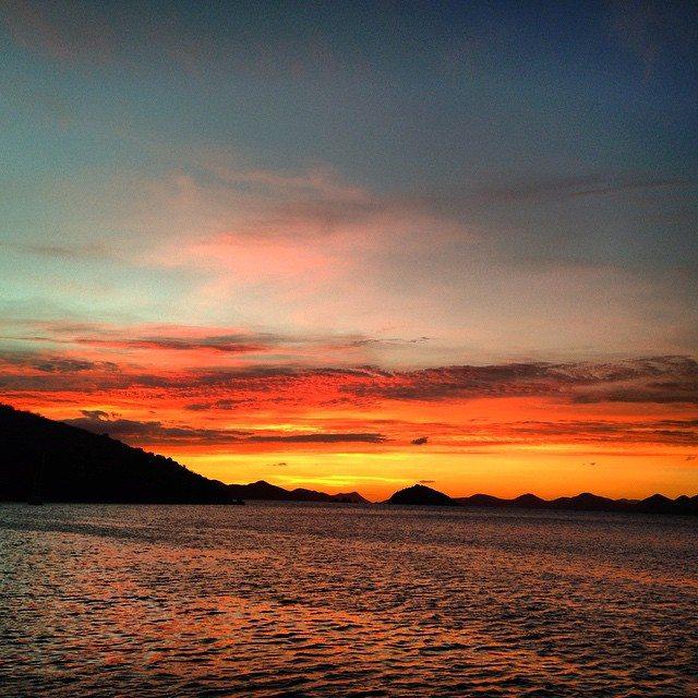 Sunset from Lolalita