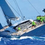 Win Win finished fourth in class A - Les Gazelles des Mers
