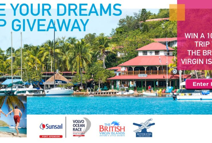 Live Your Dreams Trip Giveaway