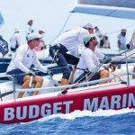 Team Budget Marine GILL continue their winning ways. Photo courtesy of Budget Marine