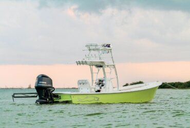 A Gause Built 26. Photo courtesy of Gause Built / Mandalay Solutions