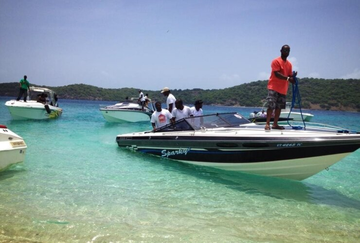 USVI Poker Run - Stars and Stripes