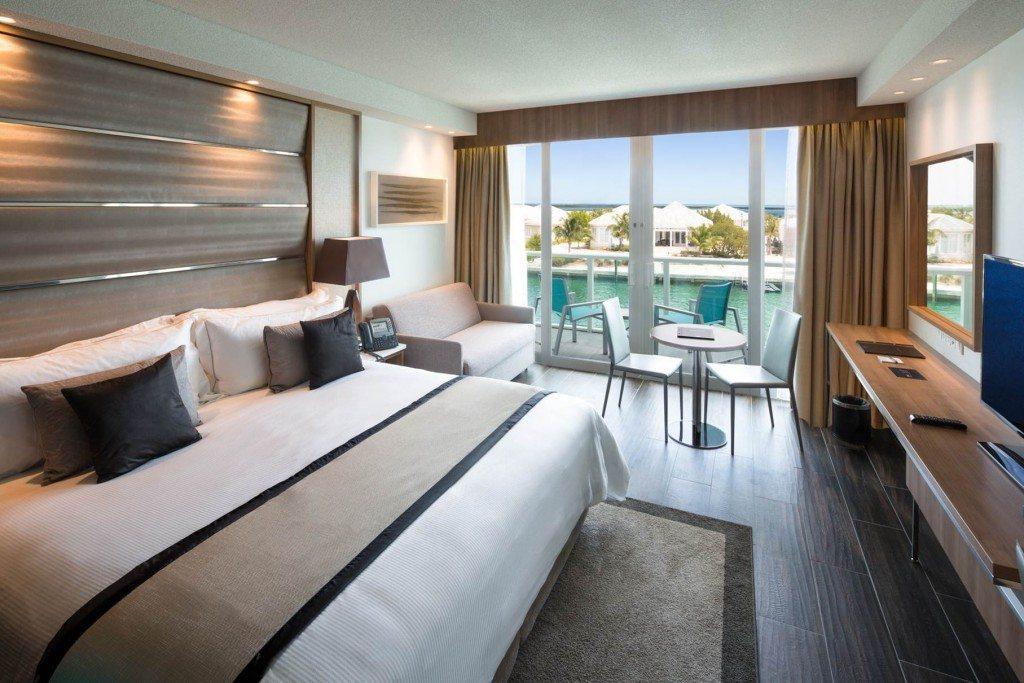 Resorts World Bimini - King Deluxe room