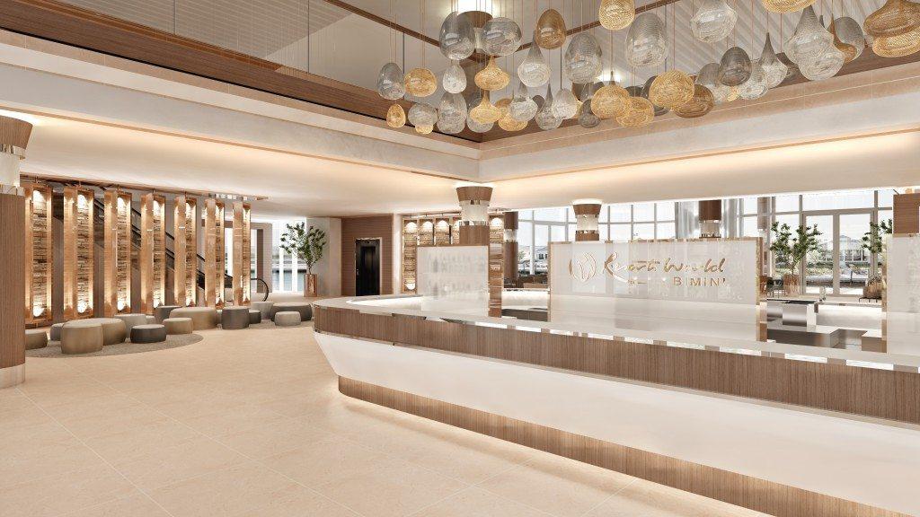 Resorts World Bimini Lobby
