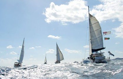 Fair winds for the Atlantic Odyssey 2 2015 fleet