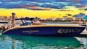 A Ulysse Nardin Midnight Express. Photo Courtesy of Midnight Express