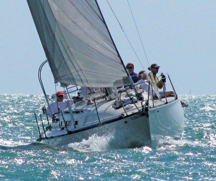 Photo courtesy of Upper Keys Sailing Club