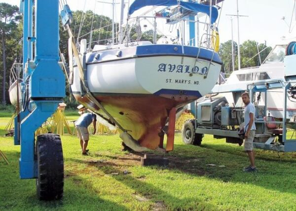 Plan, and avoid the boatyard blues