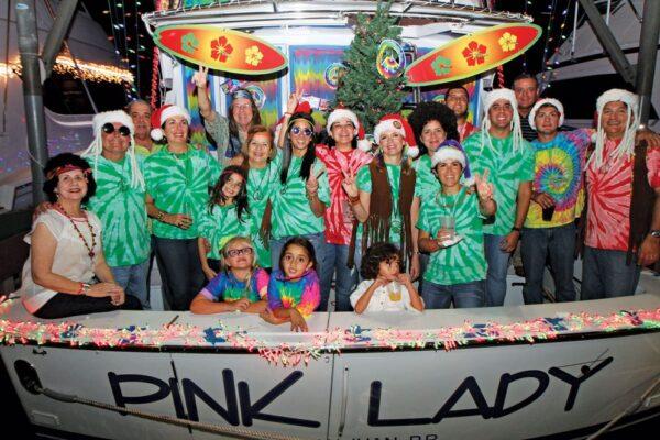 Lighted Boat Parade, Club Nautico de San Juan