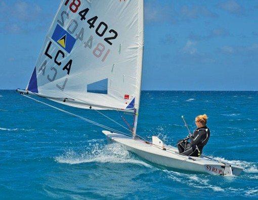 Devaux-Lovell at sea