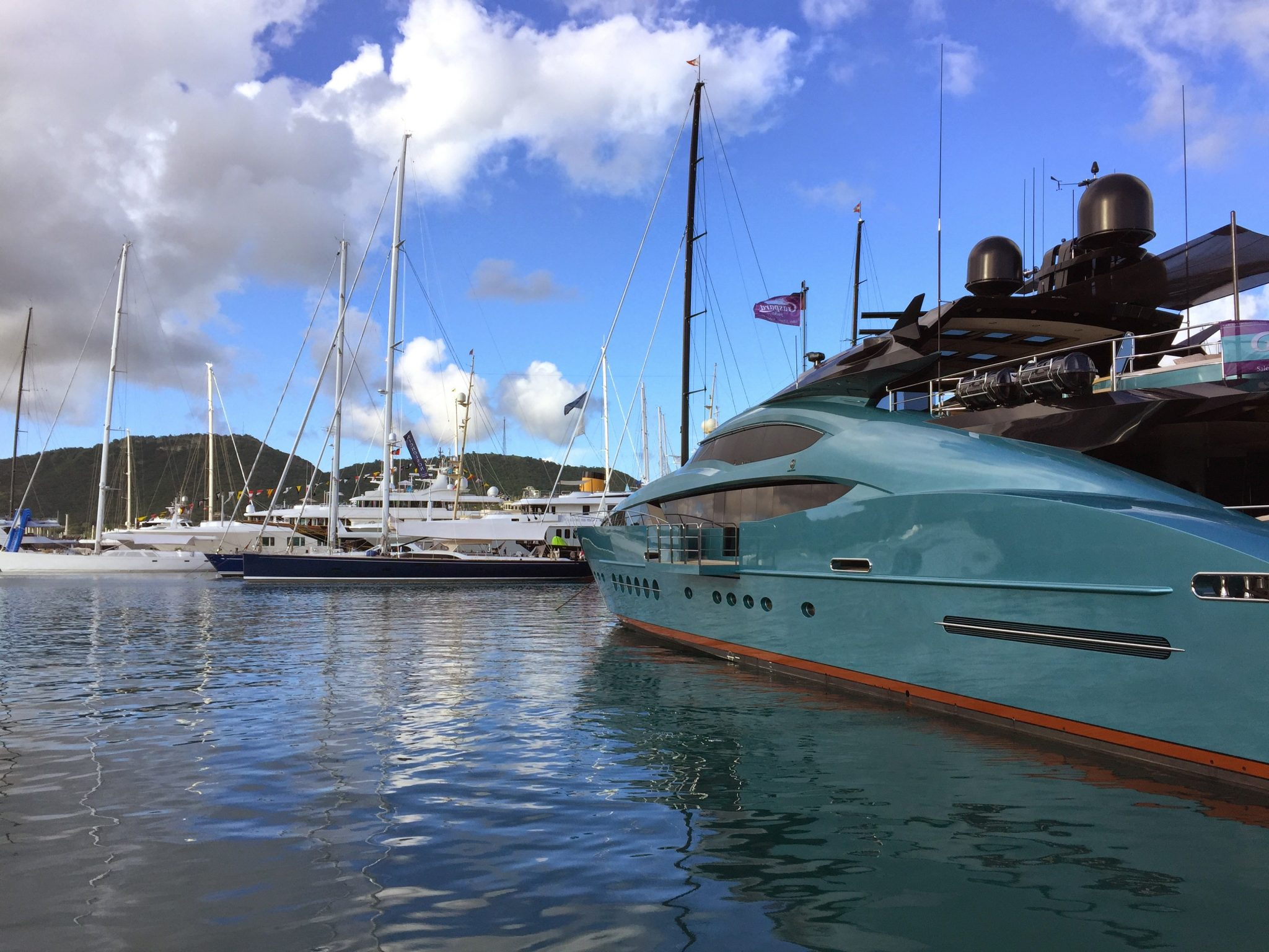 The Antigua Charter Yacht Show