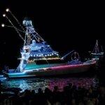 St. Croix Lighted Boat Parade. Photo: Ellen Sanpere