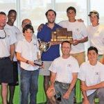 Puerto Rico 2015 Caribbean Dinghy Championship Winners BVI