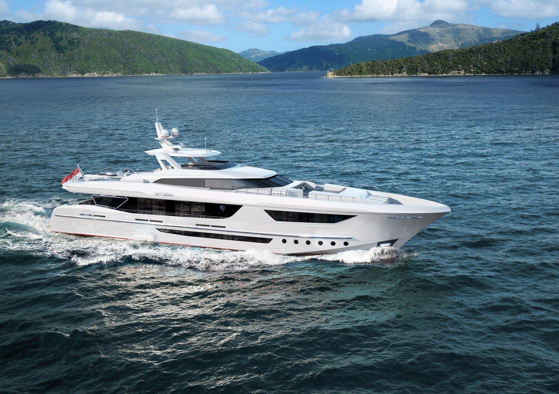 Heesen Yachts: Nina Views