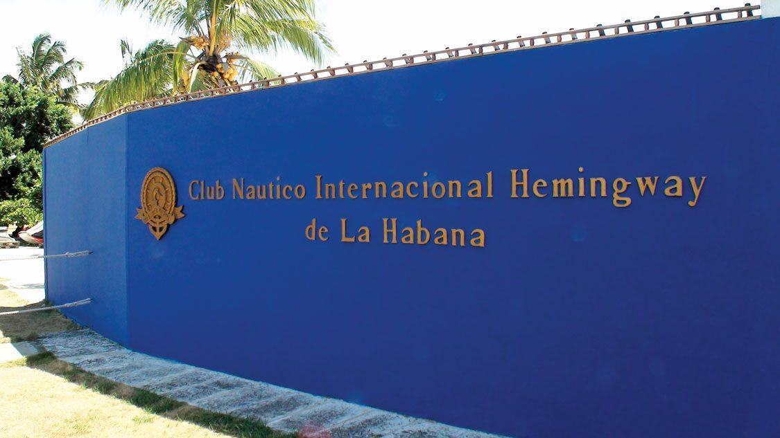 Sailing to Cuba Photo: Wally Moran