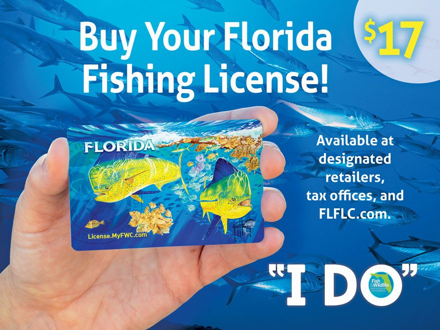 FWC FL Fishing License