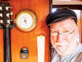 High Praise for the Lowly Barometer Sailing Humor by Cap'n Fatty Goodlander