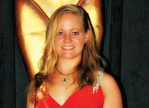 St. Lucia junior sailor Stephanie Deveaux-Lowell