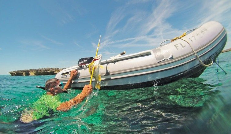 Spearfishing the Caribbean, Bahamas How-To