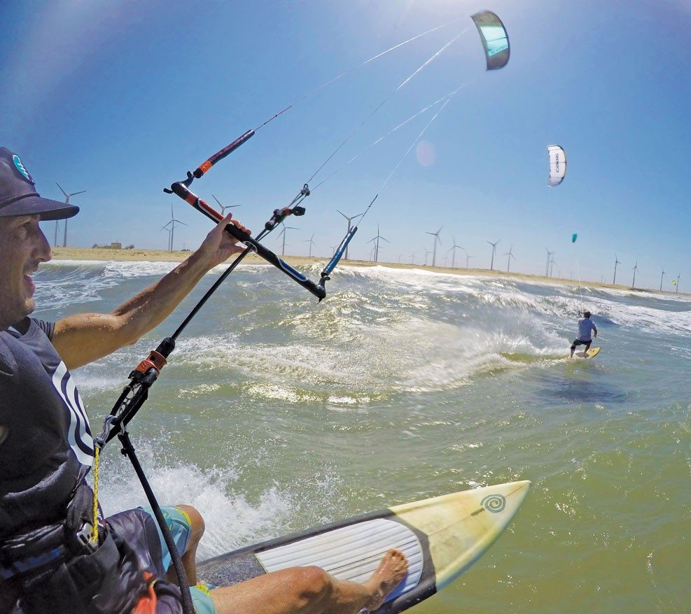 Cabarete Kite-surfing Pro Series 2016: Photo: Mitu Monteiro & Sebastian Ribeiro