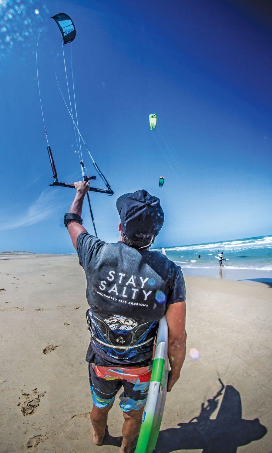 Cabarete Kite-surfing Pro Series 2016: Photo: Bruna Arcangelo de Toledo