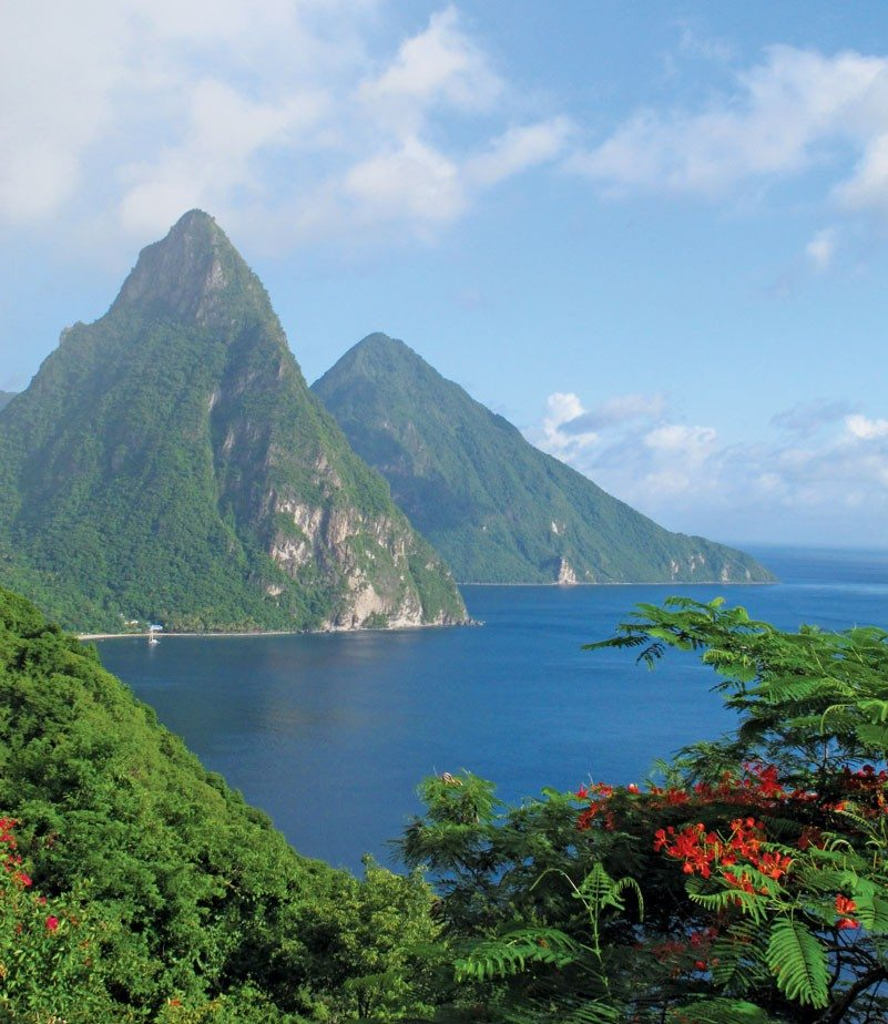 Top Ten Caribbean Hikes: Gros Piton Trail, St. Lucia