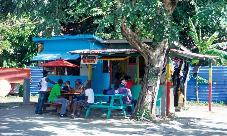 Return To Grenada: A Cruiser Remembers an Invasion: A few libations and some discussion of military history at this Hillsborough meeting place and watering hole