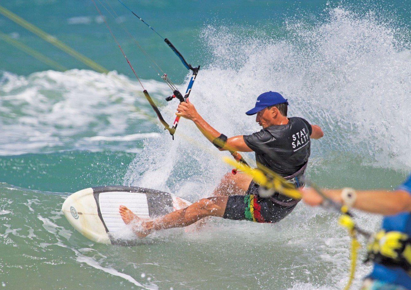 Cabarete Kite-surfing Pro Series 2016Photo: Kevin Langeree