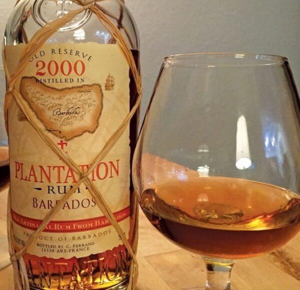 Plantation Barbados 2000 Rum