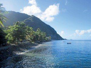 Dominica, the Island of 365 Rivers: Roseau. Photo by Monica Pisani