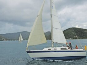 Coral Bay Thanksgiving Regatta, St. Joh, USVI