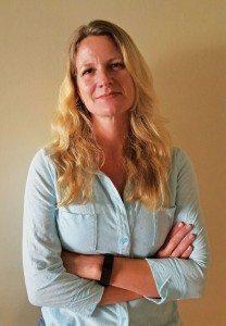 Marieke Van Peer: Island Gardens Deep Harbour Manager:Photo courtesy of Marieke van Peer