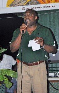 Dominica Yachtie Appreciation Week: Hubert Winston President of the Dominica Marine Association