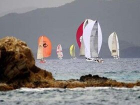 BVI Spring Regatta Throws Down the Gauntlet