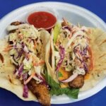 Fish Tacos: Mad About May Fish tacos