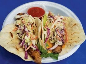 Fish Tacos: Mad About May Fish tacos