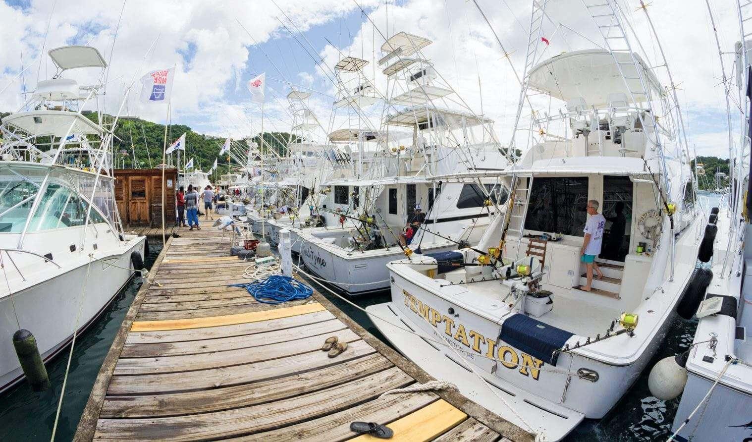 Budget Marine Spice Island Billfish Tournament