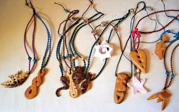 Sailing Sculptor : Necklaces