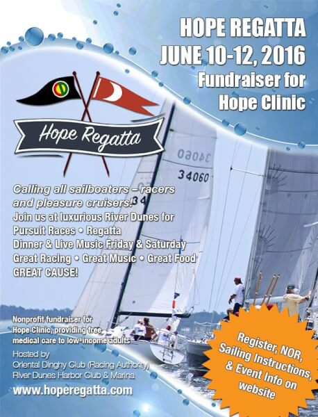Hope Regatta in Oriental