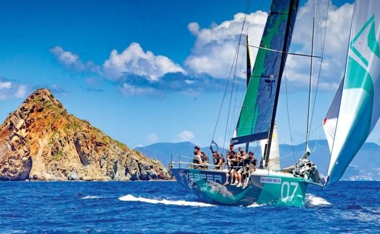 Racing Saint Barth