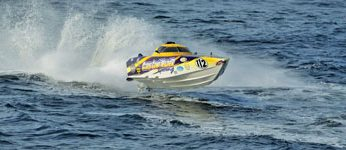 powerboating events : The Great Race