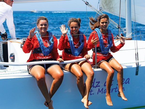 Anguillas Sweet Regatta : Putting the fun back into racing