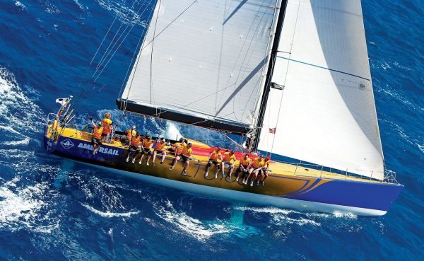 Antigua Sailing Week : Ambersail - winner of the new CSA 1 Ocean Class. Photo Paul Wyeth http://pwpictures.com
