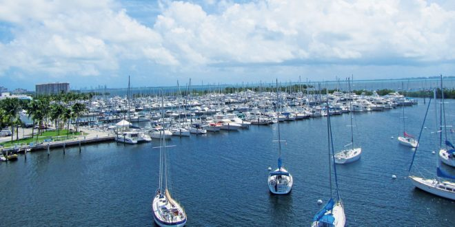 South Florida anchorage options : Photo by Terry Boram
