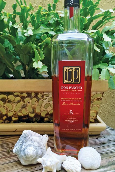 Rum Review : Don Pancho Origenes Reserva 8