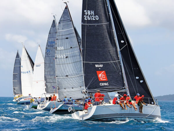 Anguilla Sailing Association's Sweet Regatta : Sweet starts at the Anguilla Regatta
