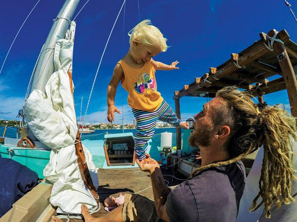 Sailors Life : Photo Courtesy of KC Gunn