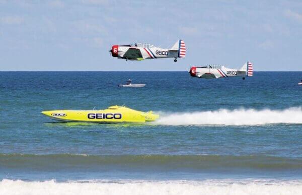 Miss Geico Racing : MG-2plane