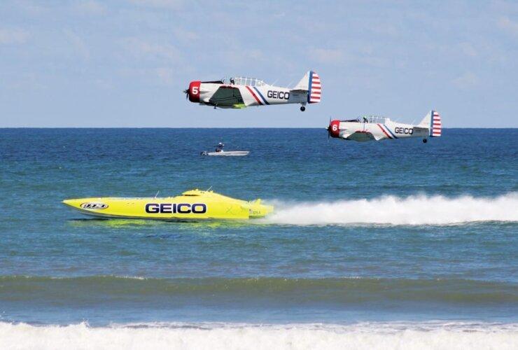 Miss GEICO Racing